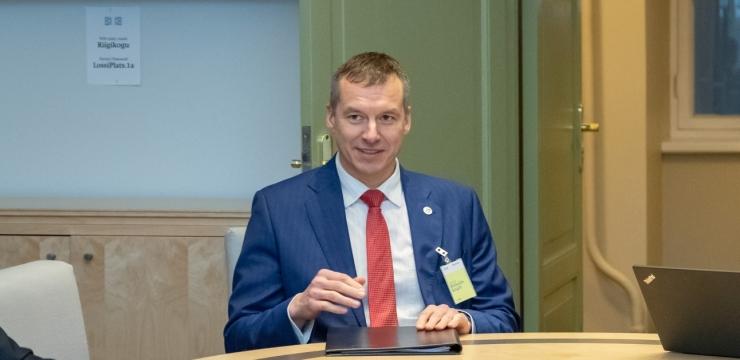 Norman Aas: Tallinn saab eeskuju näidata, kui võitleb korruptsiooniga rohkem, kui seadus nõuab