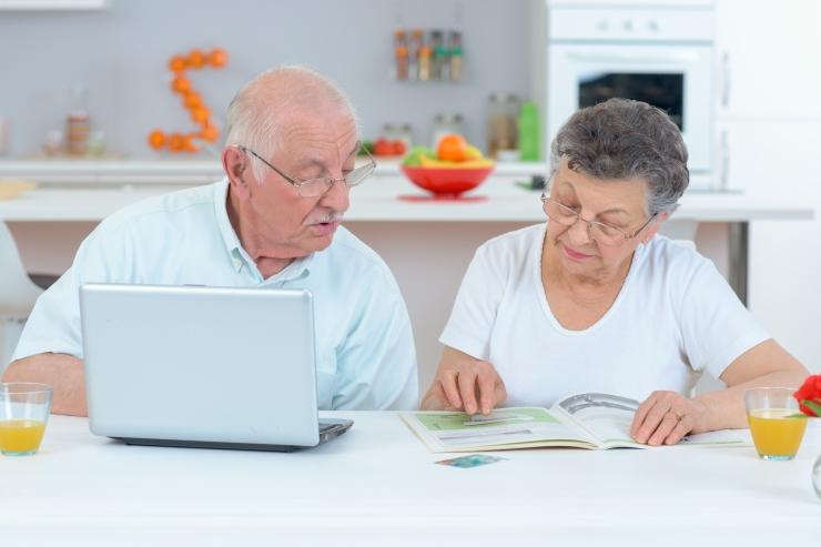 Staažikas arvutikoolitaja: ka 90-aastane võib tahtmise korral arvutiga sõbraks saada