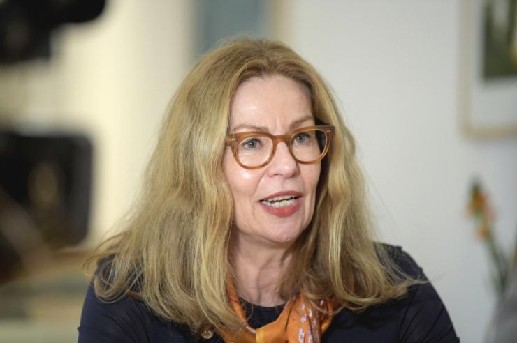 Swedbank vallandas tegevjuhi