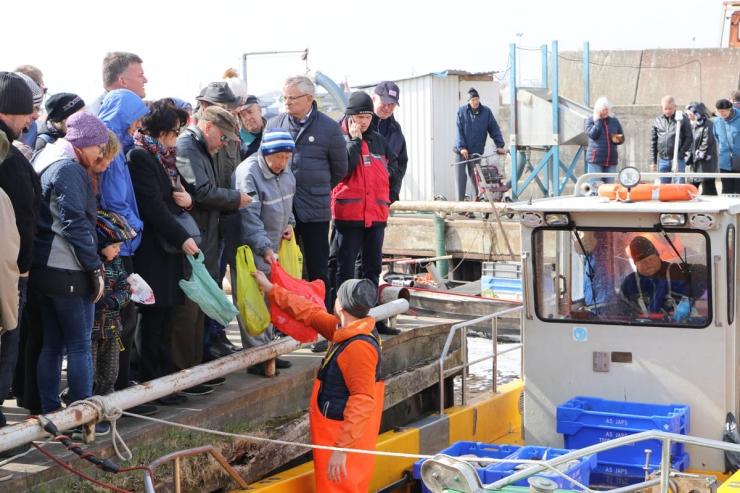 Avatud kalasadamate päev toimub 27. aprillil