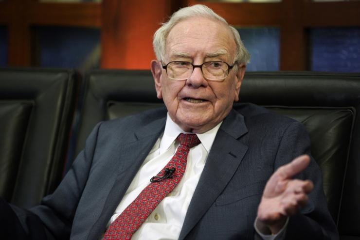 """Buffett: rikkad riigid peavad vältima majanduses """"liiklussurmi"""""""