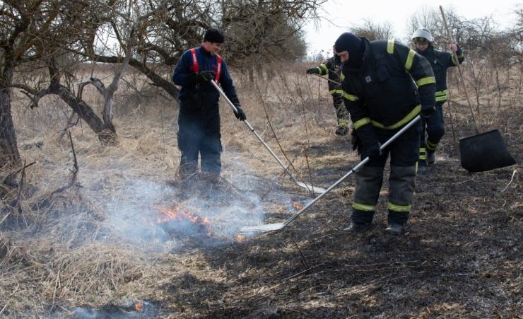 Päästeamet tuletab meelde: kulu põletamine on keelatud!