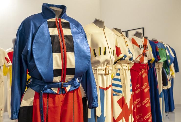 """GALERII: Näitusel sai tutvuda kontseptuaalsete rõivastega Ida-Euroopast"""""""