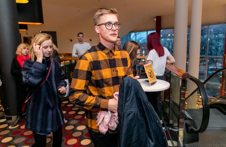 Oscarite gala eeskujul: EFTA 2019 vallandas Niinemetsa