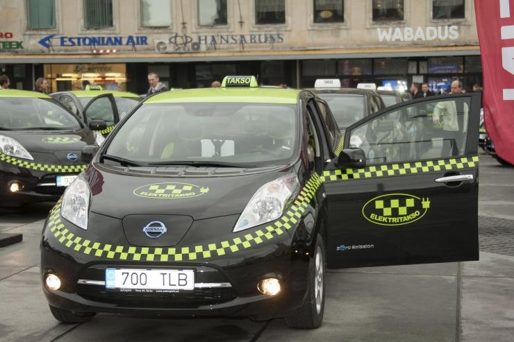 Mupo taksosektor lõpetab teenindajakaartide väljastamise seoses aastakvoodi täitumisega