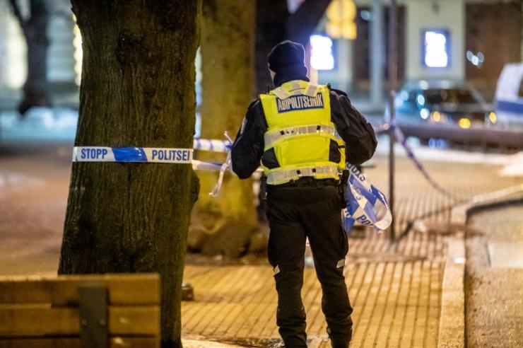 Politsei otsib pommiähvardusi saatnud inimest