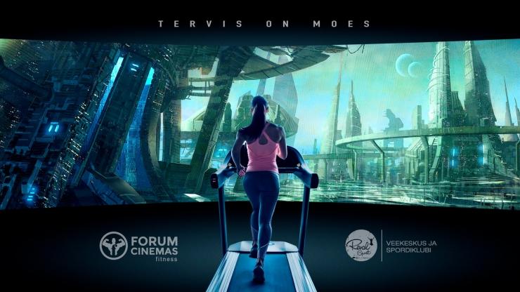 Kino ja spordiklubi ühendavad tegevused