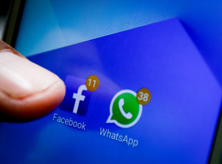 Saksamaale ei meeldi Facebooki plaan ühendada oma kiirsõnumiteenused