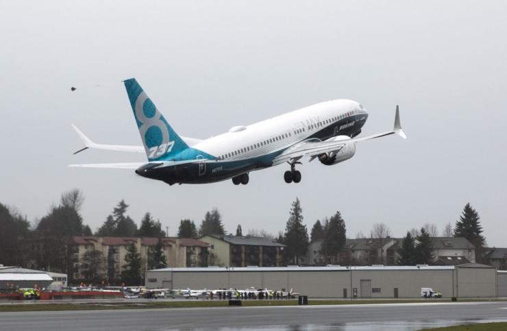 USA regulaator: Boeingu MAX 737 uuendused ei ole piisavad
