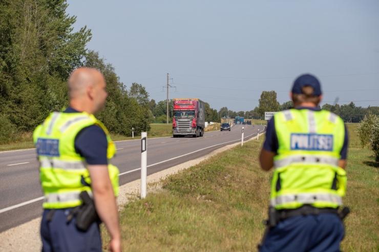 Politsei muretseb: sõidukijuhid on liialt hooletud