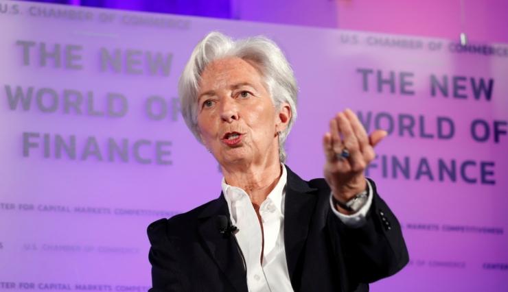 IMF-i juhi sõnul on maailmamajandus tundlikus seisukorras
