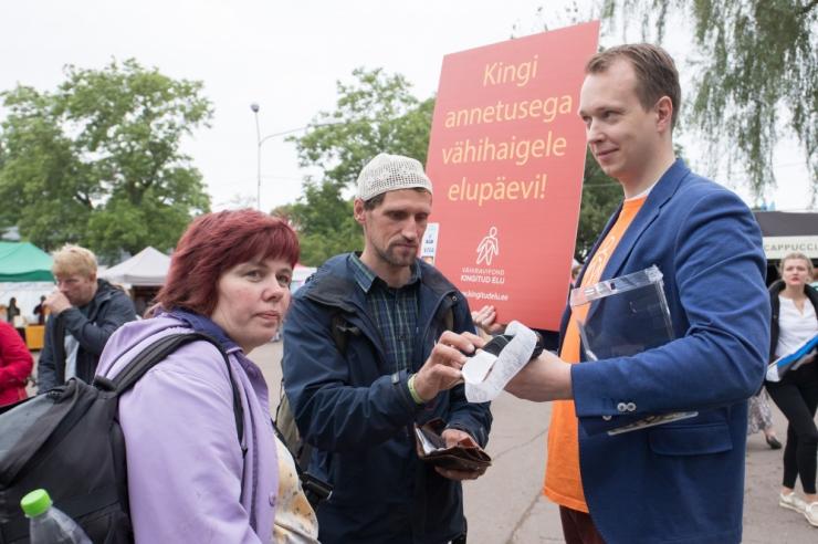 Rahvusooper Estonia pakub publikule võimalust annetada vähiravifondi