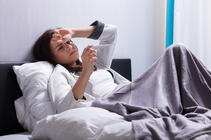 Grippi haigestumine langeb mitmendat nädalat