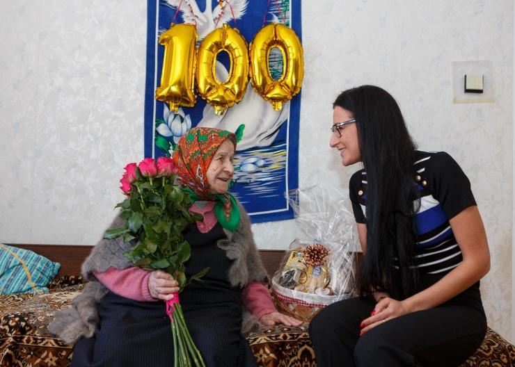 Pelguranna vanim elanik sai sajandivanuseks