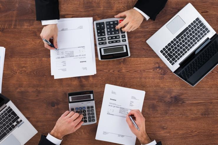 Rahandusministeerium: majandus kasvab 3,1 protsenti, keskmine palk pea 1400 euroni