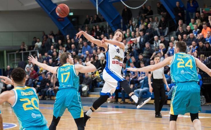 Tallinna TV näitab otseülekandes OlyBet Eesti-Läti Korvpalliliiga Final Fouri