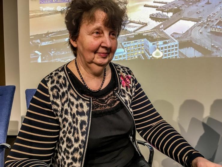 Marje Josing: Eesti majanduse seis on hea!
