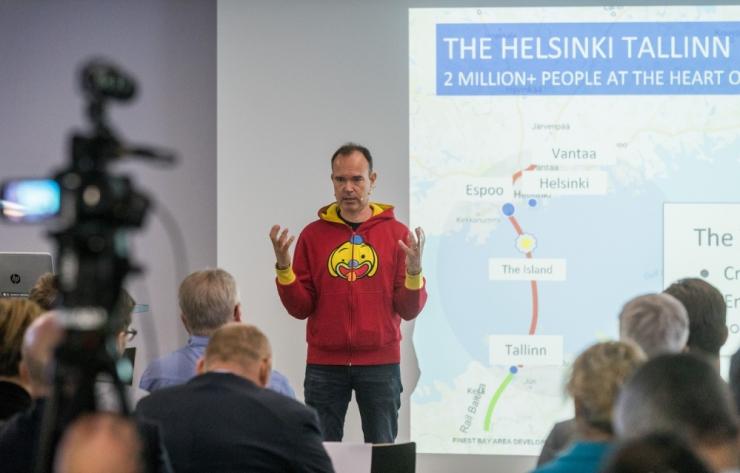 JUHTKIRI: Eesti tegelik välisminister