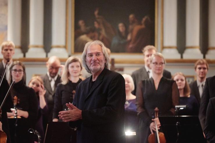 Tallinna Kammerorkestri peadirigendiks saab Tõnu Kaljuste