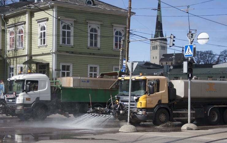 OTSE KELL 12: Mis toimub Tallinnas?