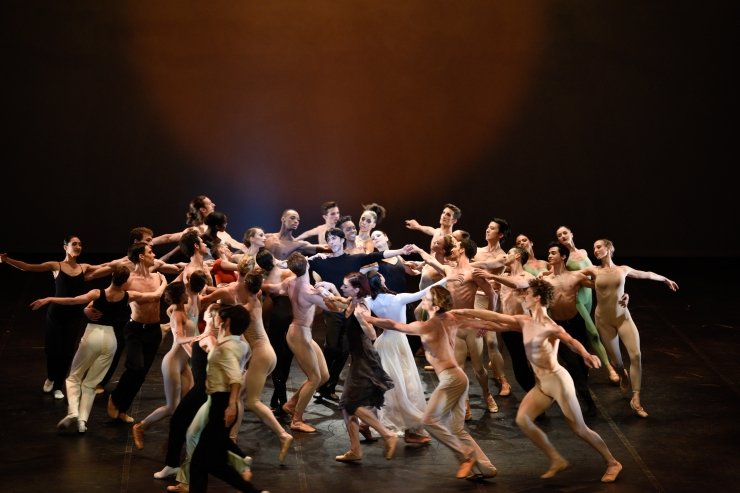 Kaks maailmakuulsat balletti Tallinnas ühes õhtus