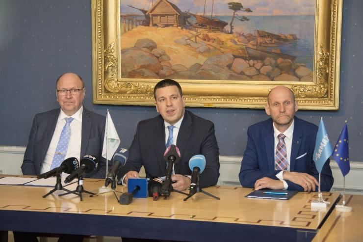 TÄISMAHUS: Millised lubadused jõudsid koalitsioonileppesse?