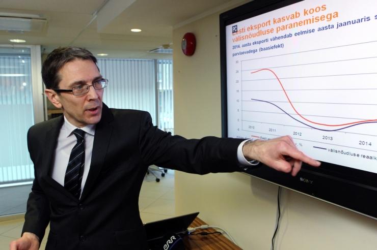 Mertsina: Eesti majandus on heas tasakaalus ja vastupidav