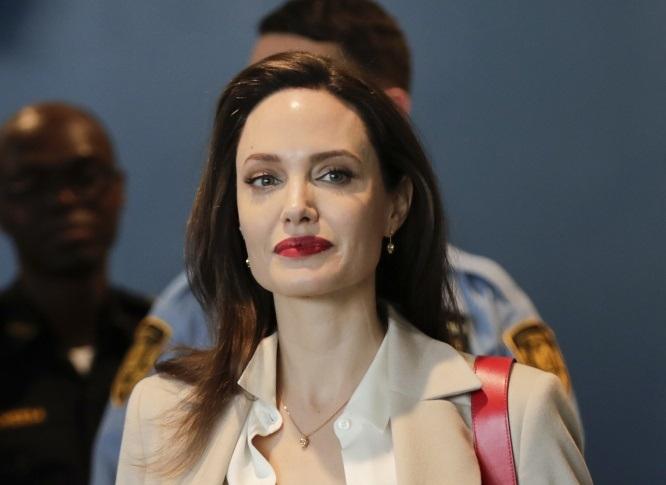 Angelina Jolie nõuab naiste kaasamist Afganistani kõnelustesse
