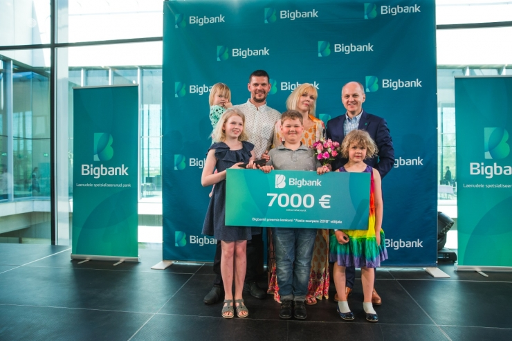 Aasta Suurpere konkurss paneb välja 7000 eurose preemia
