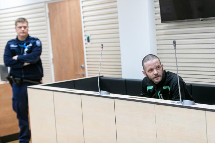 Prokurör taotleb Lasnamäe kurikamehele pikka vanglakaristust