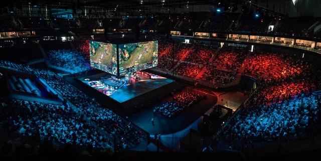 League of Legends EM kevadfinaali otseülekanne on täna Coca-Cola Plazas