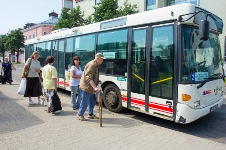 Teadlased asuvad uurima ühistranspordi osa avalikust ruumist