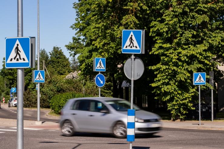Politseile teeb muret liikluses viga saanud jalakäijate suur arv