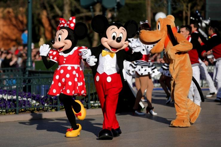 Pariisi Disneyland piirab plasti kasutamist