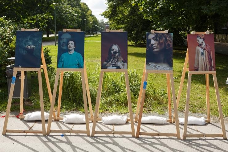 Fotokunst tuleb taas Põhja-Tallinna tänavatele