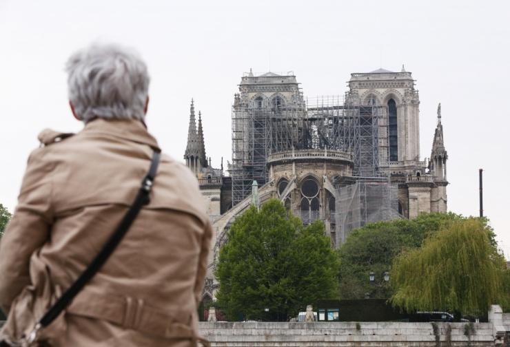 Pariisi Jumalaema kiriku häving võis olla vaid 15 minuti kaugusel