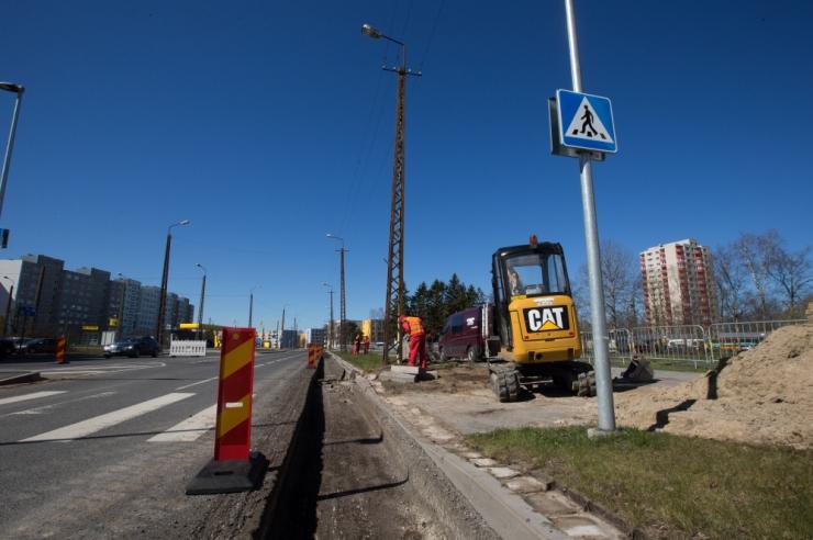 Mustakivi teele ja Linnamäe teele rajatakse uued ühistranspordipeatused