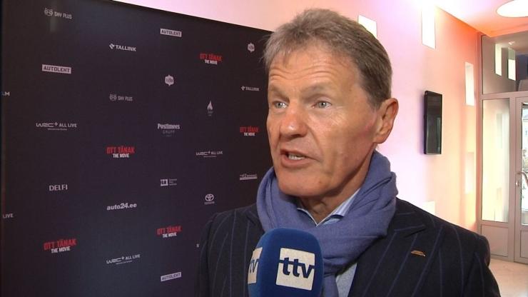 """Täna Tallinna TV-s: """"Spordisõbrad"""" pakub eksklusiivintervjuud Malcolm Wilsoniga"""