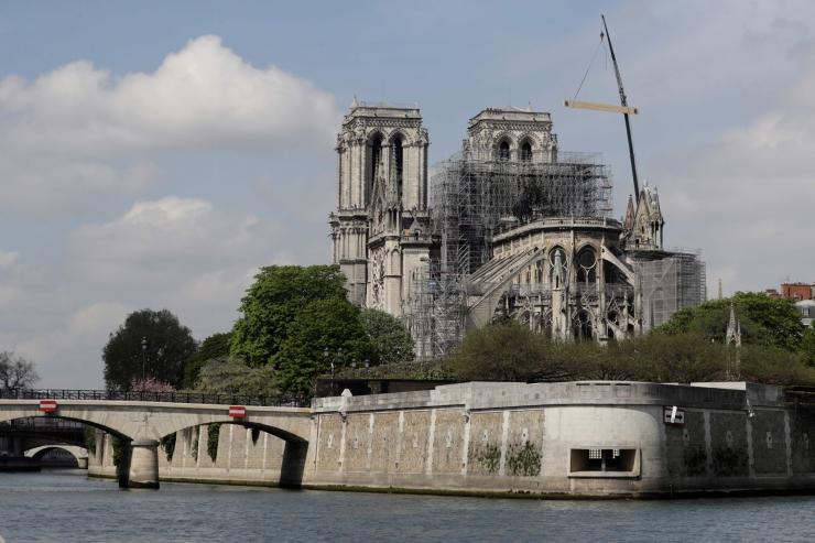 Lauri Laats: Kas Notre Dame'i põleng liidab taas prantslased? Kas see liidab taas Euroopa?