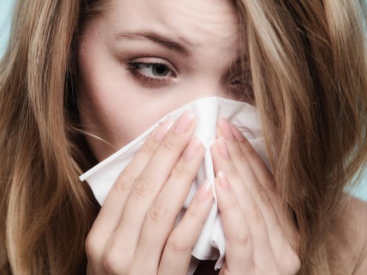 Grippi haigestumine jõudis hooajavälisele tasemele