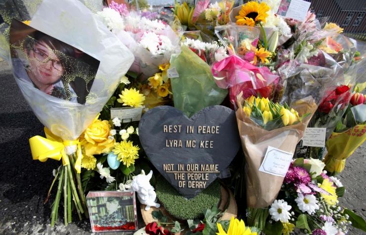 Põhja-Iirimaal peeti ajakirjaniku tapmisega seoses kinni kaks isikut
