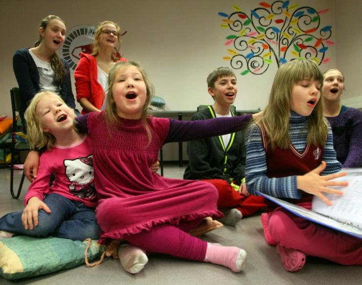 Kopli noortemaja korraldab õpilaste kontserti