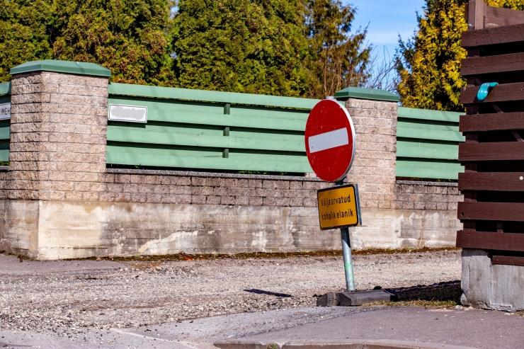 Herne tänav suletakse teetöödeks