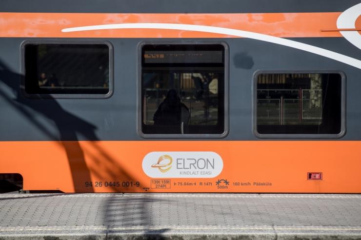 Elron toetab Teeme Ära talgulisi soodsama rongisõiduga