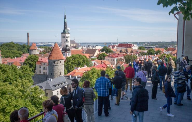 EAS: turistid jätsid mullu Eestisse ligi 1,4 miljardi eurot