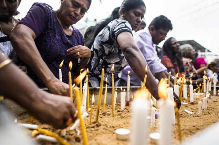 Sri Lanka kardinal nimetas rünnakuid solvanguks inimsusele