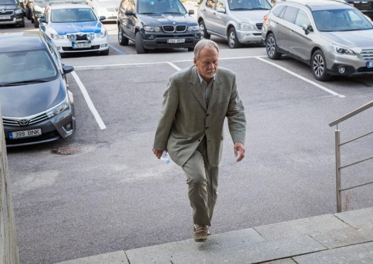 Prokuratuur tahab Kalev Kallolt saadikupuutumatuse võtmist