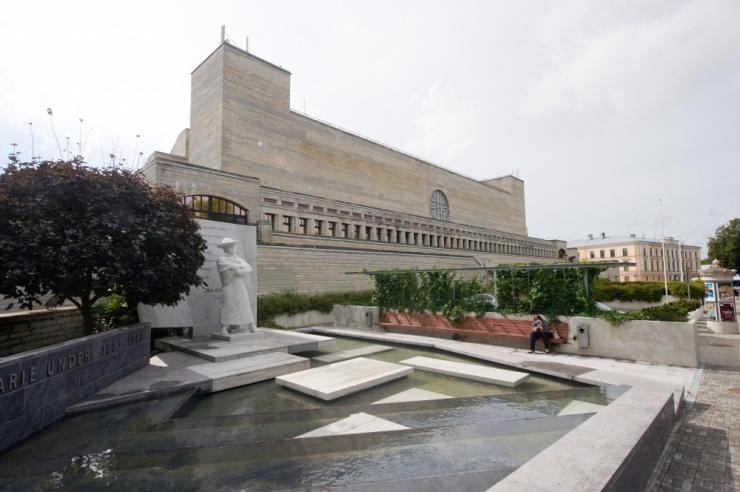 Rahvusraamatukogu remont läheb maksma 65 miljonit eurot