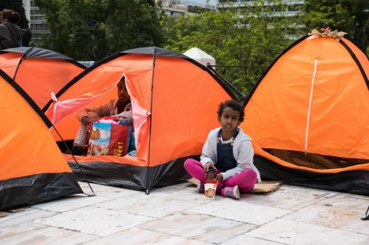 Baltimaadest on enim pagulasi vastu võtnud Leedu