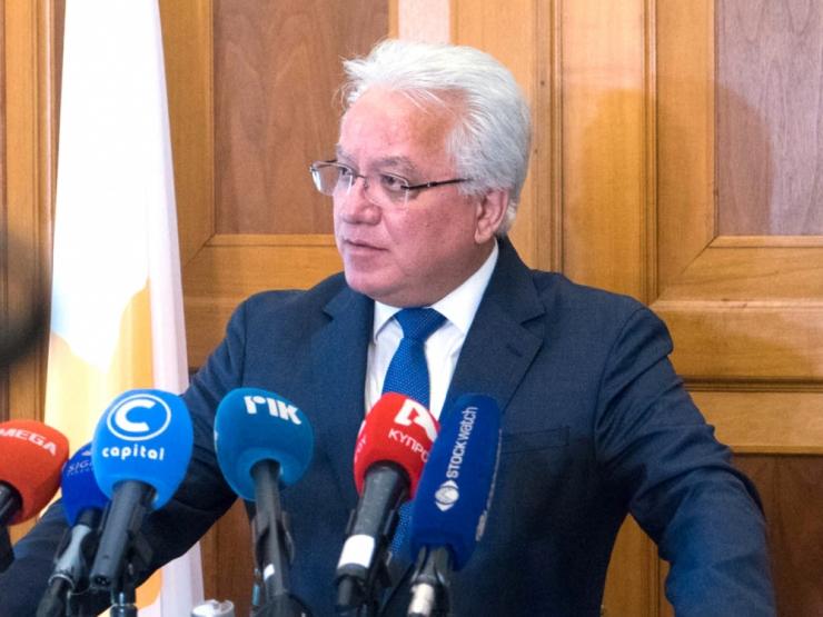 Küprose justiitsminister astus sarimõrvaga seoses tagasi